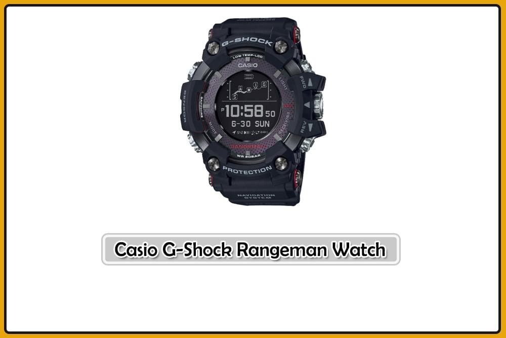 Casio G-Shock Rangeman (GPR-B1000-1JR)