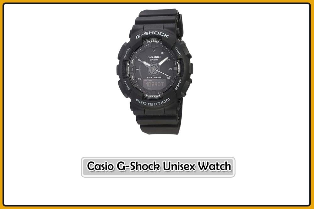 Casio G-Shock Unisex Watch (GMAS130-1A)