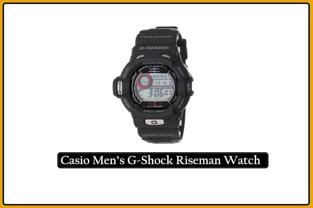 Casio Men's G-Shock Riseman Watch