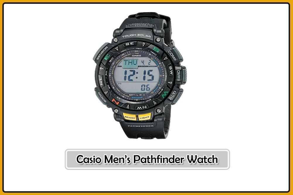 Casio Men's Pathfinder Watch