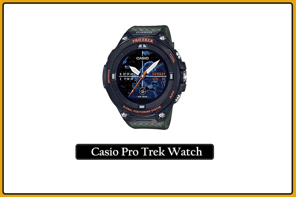 Casio Pro Trek WSD-F20-RGBAU