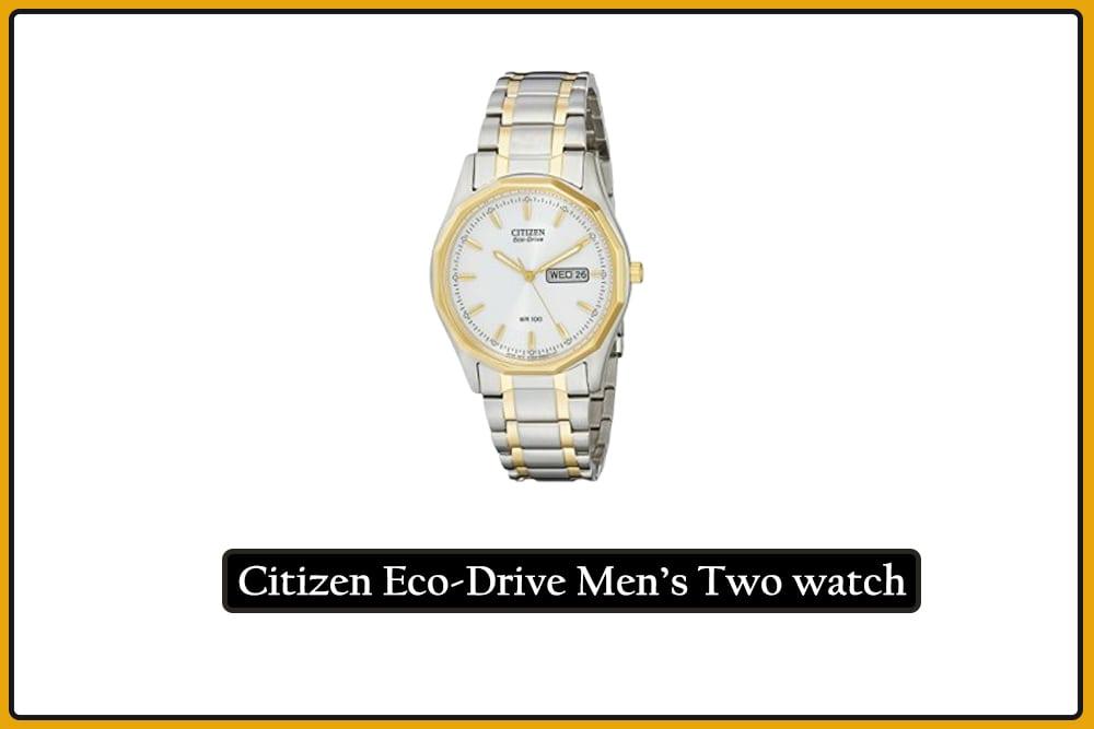 Citizen Eco-Drive Men's Two