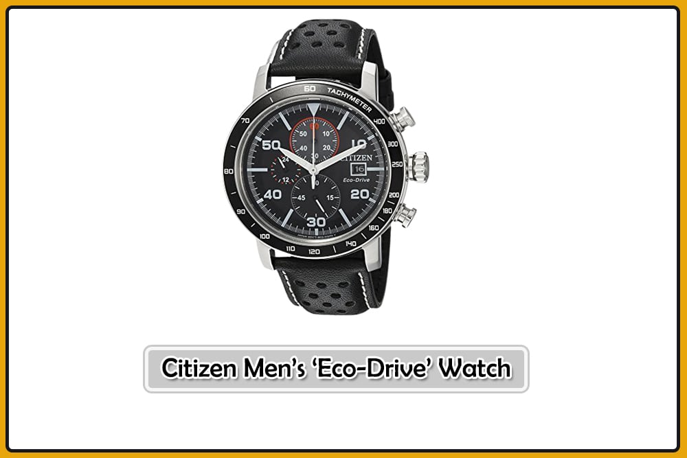 Citizen Men's 'Eco-Drive'