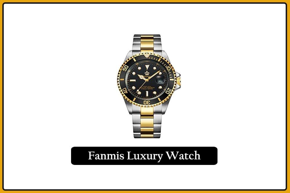 Fanmis Luxury Watch