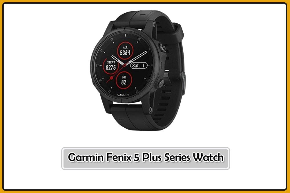 Garmin Fenix 5 Plus Series
