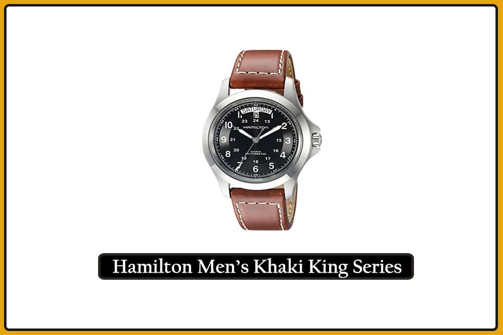 Hamilton Men's Khaki King Series