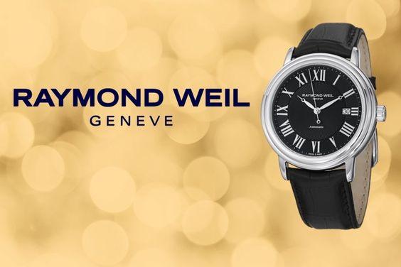 History of Raymond Weil Brand
