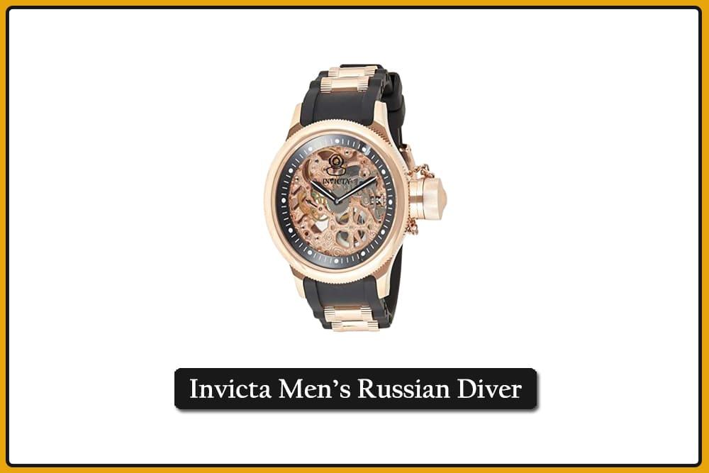 Invicta Men's 1090 Russian Diver