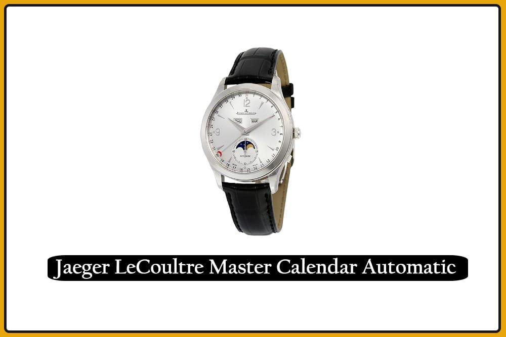 Jaeger LeCoultre Master Calendar Automatic