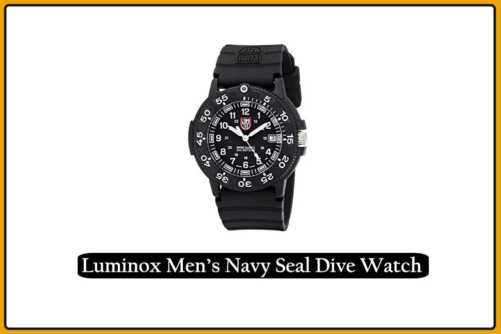 Luminox Men's Navy Seal Dive Watch