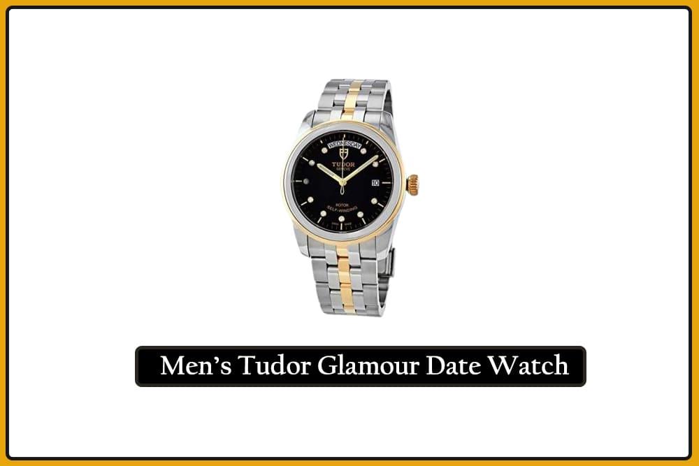 Men's Tudor Glamour Date