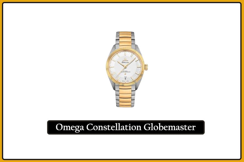 Omega Constellation Globemaster