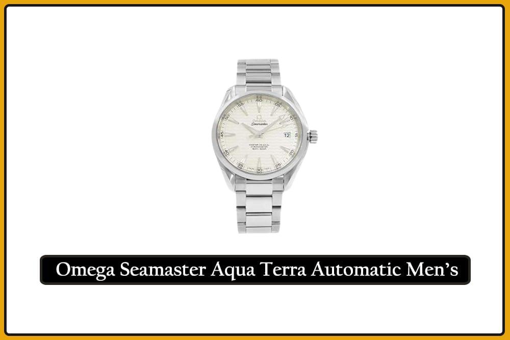 Omega Seamaster Aqua Terra Automatic Men's