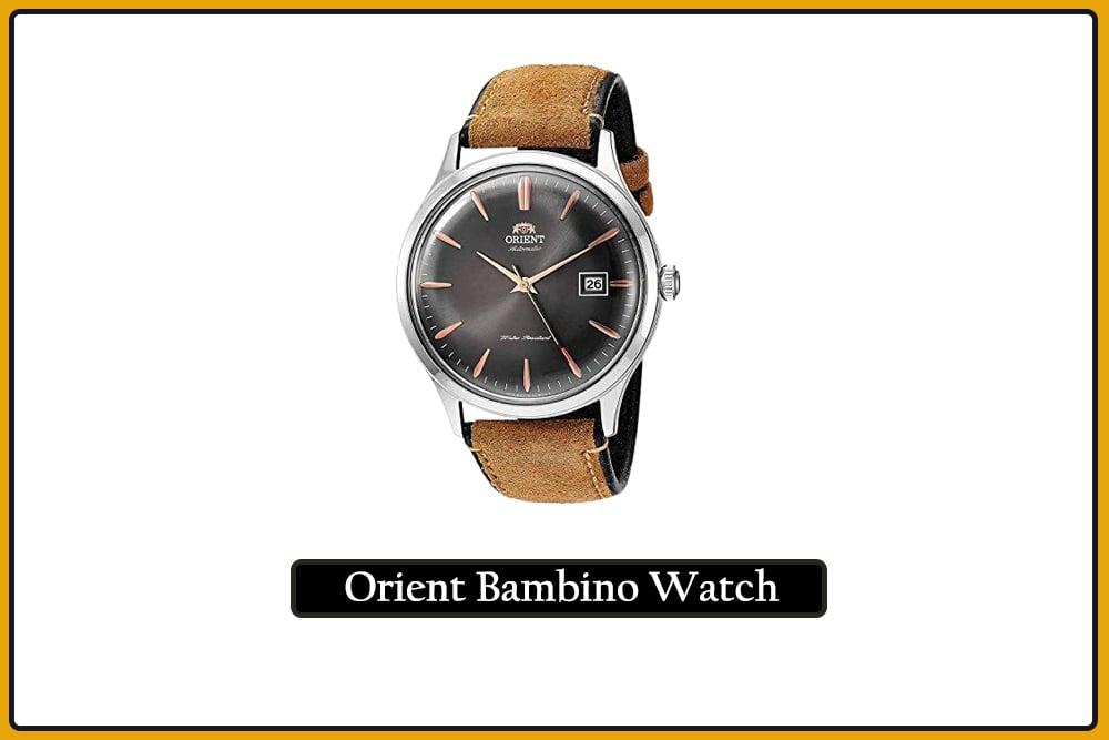 Orient Bambino Watch