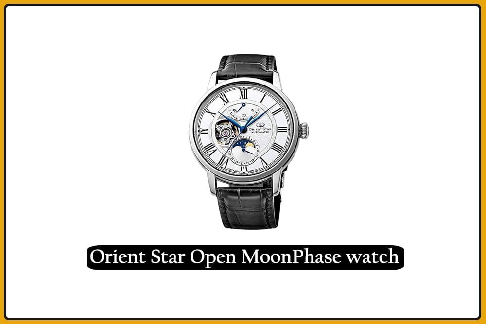 Orient Star Open-Heart Classic RE-AM0002L