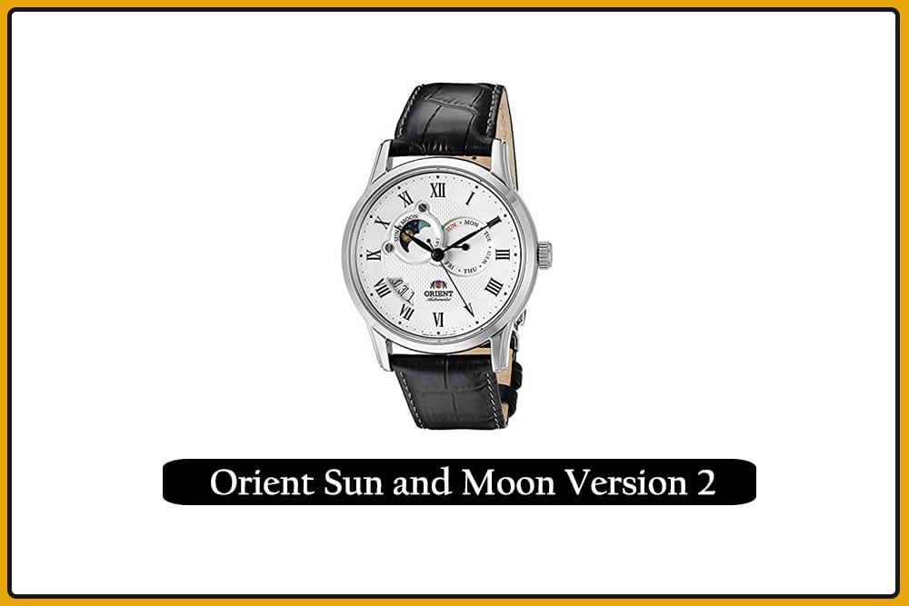 Orient Sun and Moon Version 2
