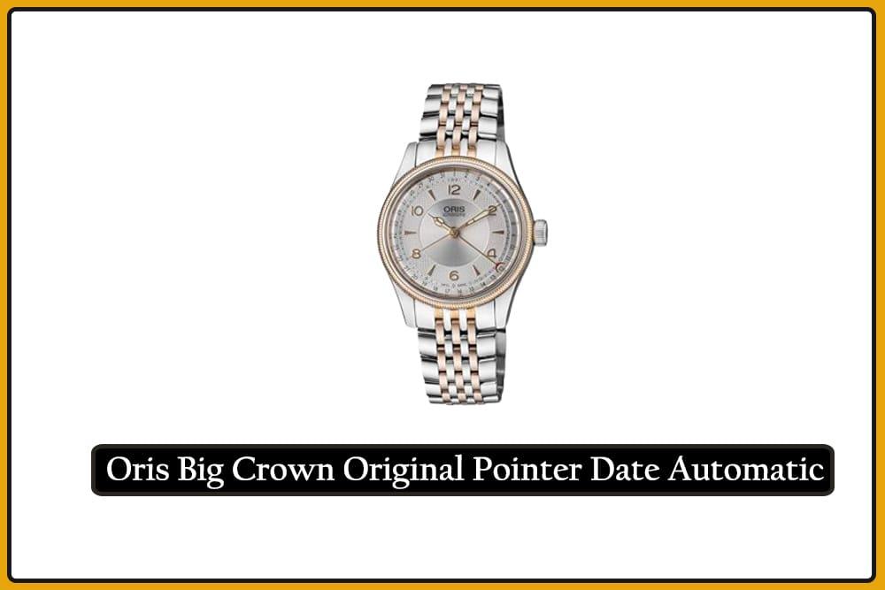 Oris Big Crown Original Pointer Date Automatic