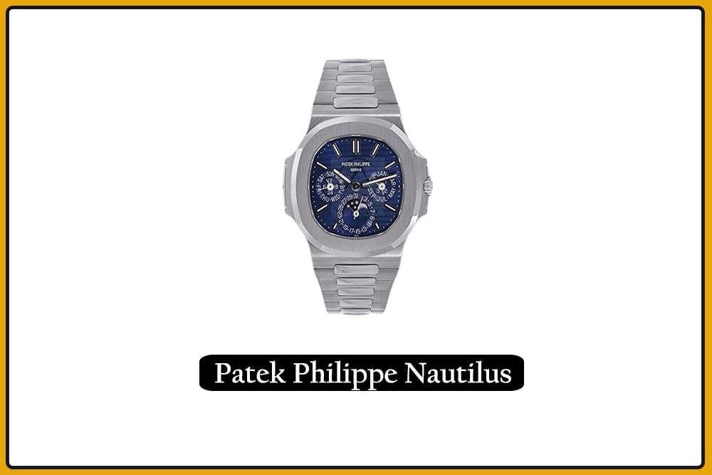 Patek Philippe Nautilus