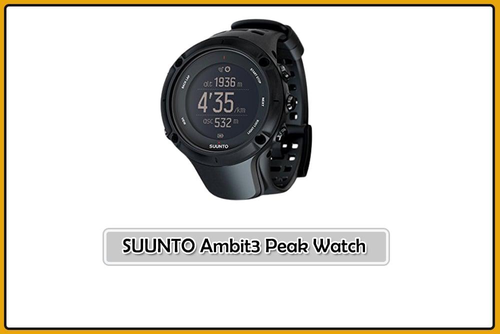 SUUNTO Ambit3 Peak