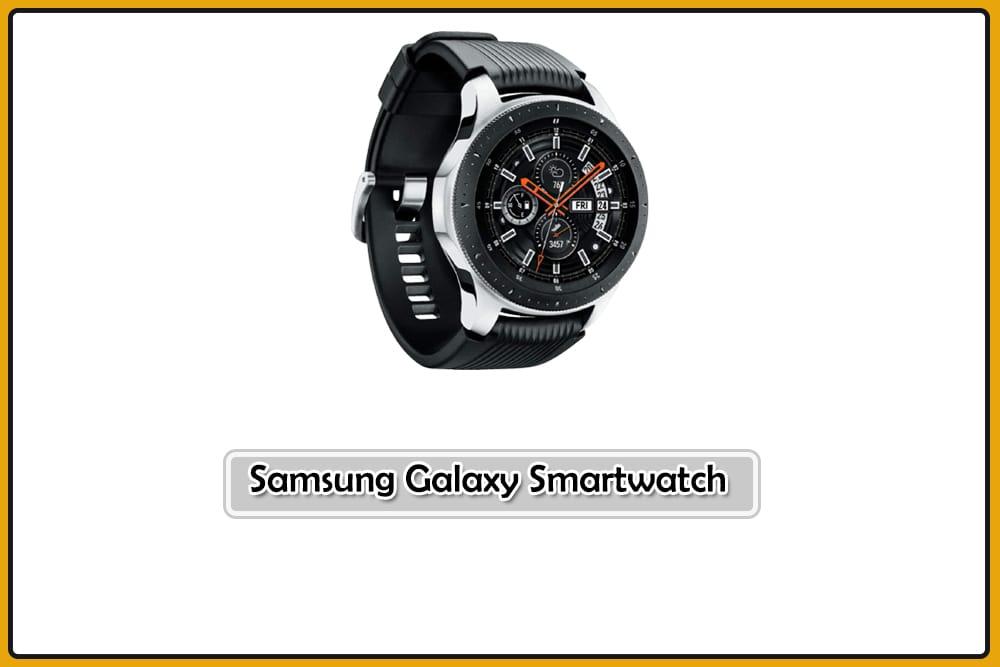 Samsung Galaxy Smartwatch SM-R800NZSAXAR