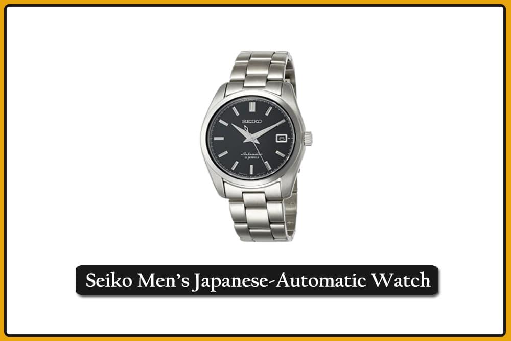 Seiko Men's Japanese