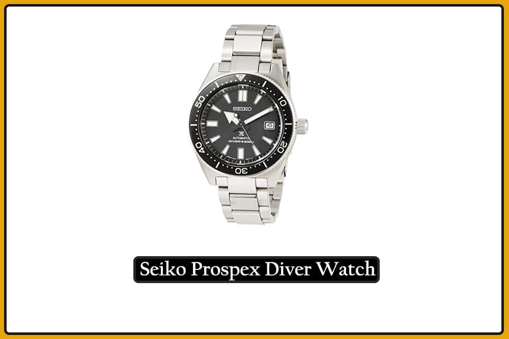 Seiko Prospex Diver Watch