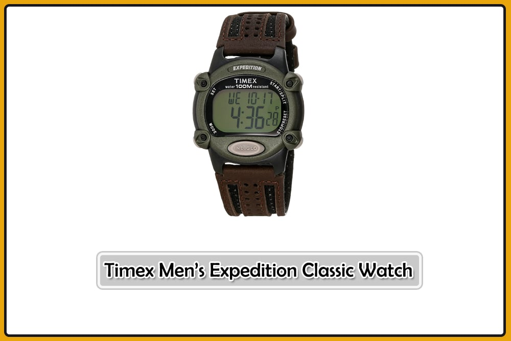 Timex Men's Expedition Classic (T48042)