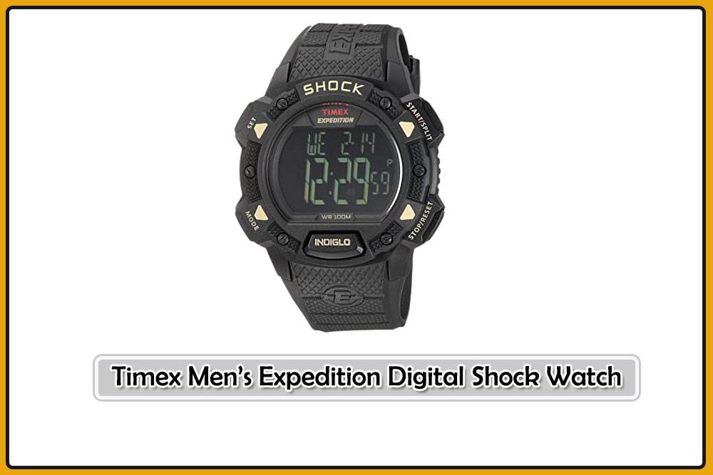 Timex Men's Expedition Digital Shock Watch