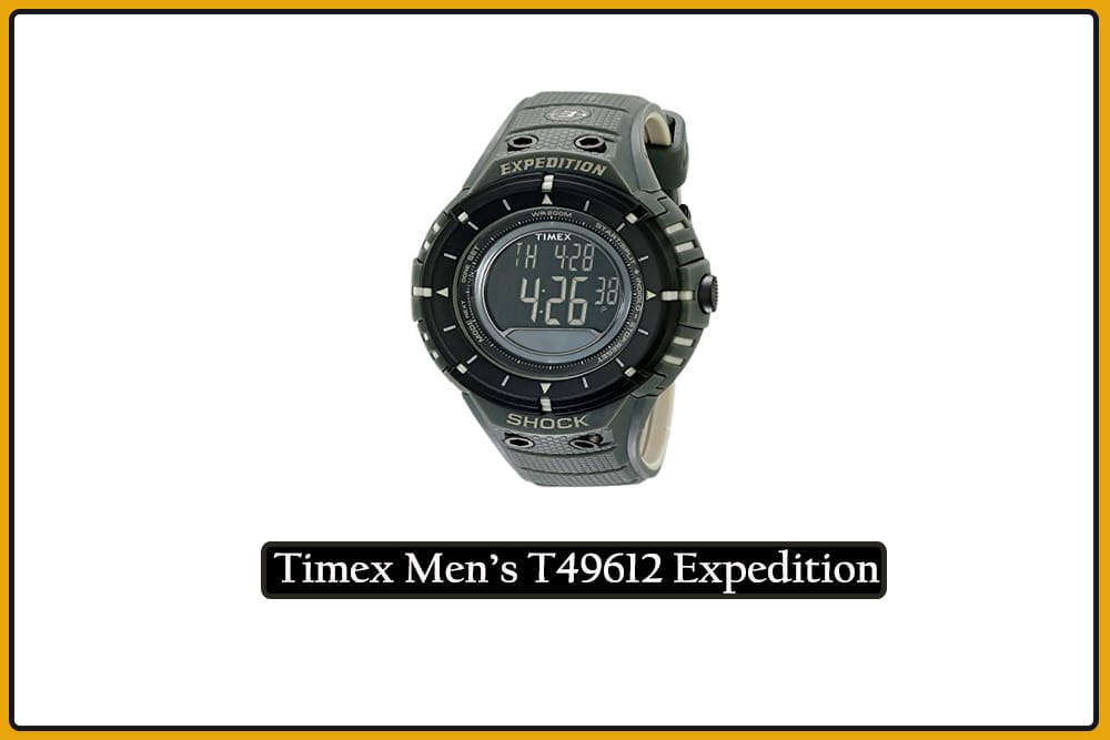 Timex Men's T49612 Expedition