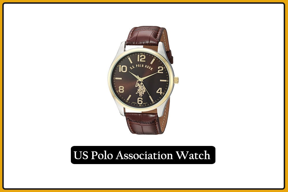 US Polo Association Watch