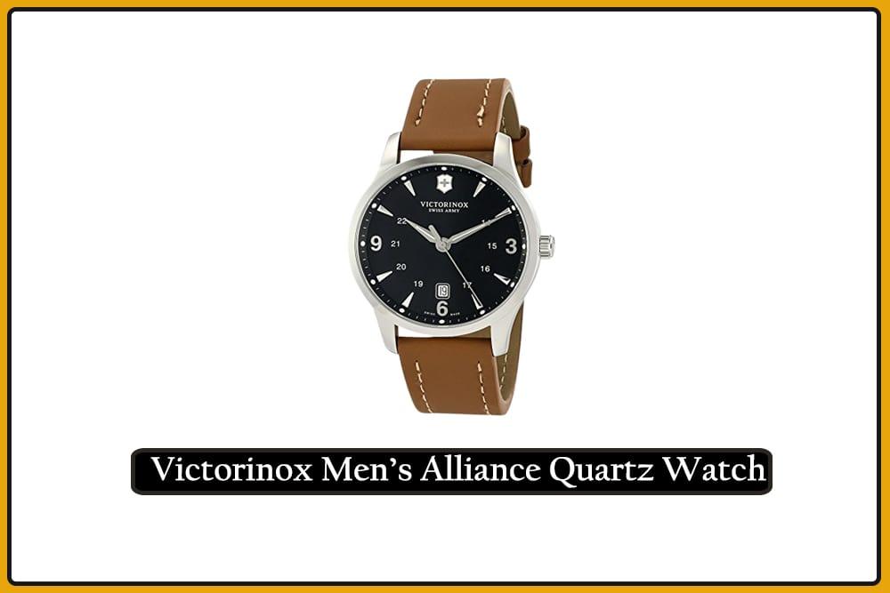 Victorinox Men's Alliance Quartz Watch