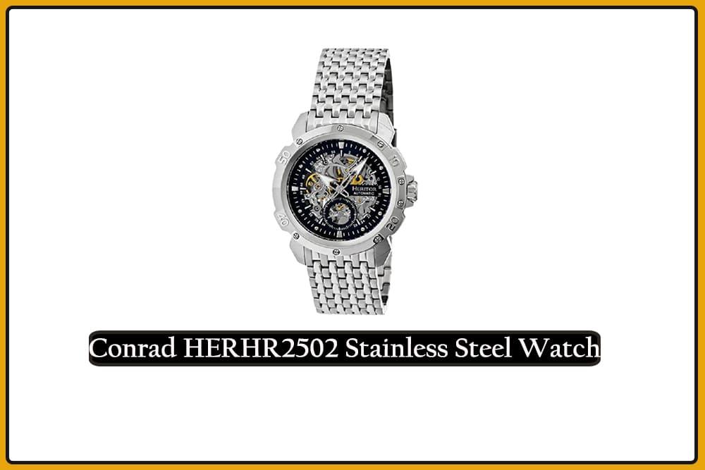 Conrad HERHR2502 Stainless Steel Watch