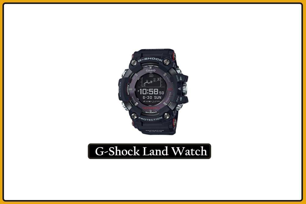 G-Shock Land: