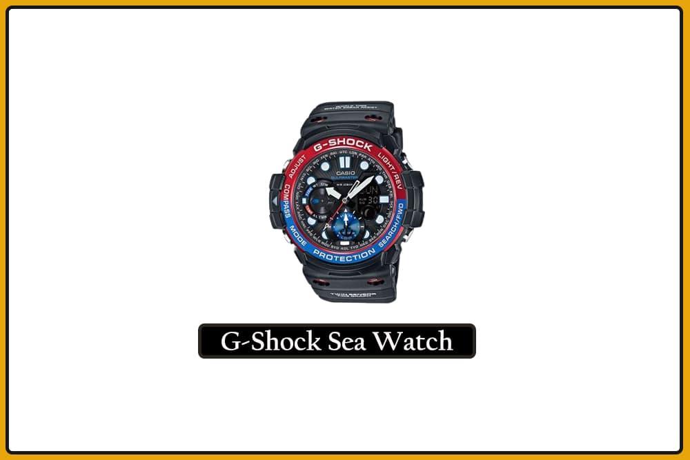 G-Shock Sea