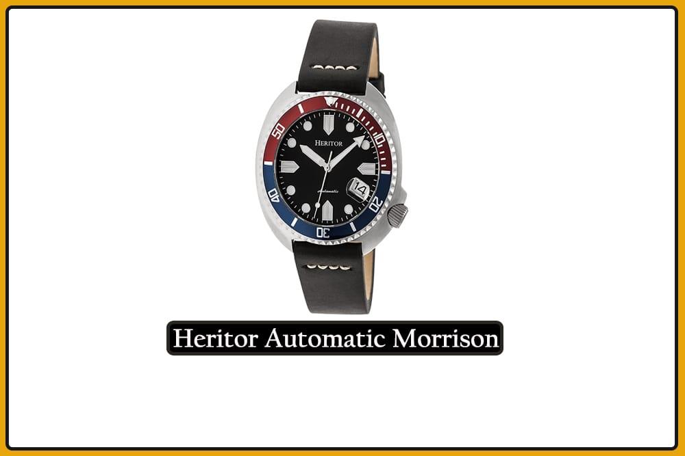 Heritor Automatic Morrison HERHR7605