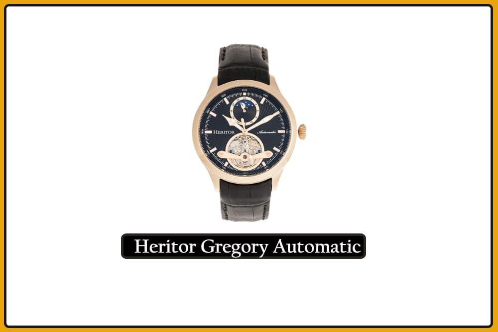 Heritor Gregory Automatic HERHR8100