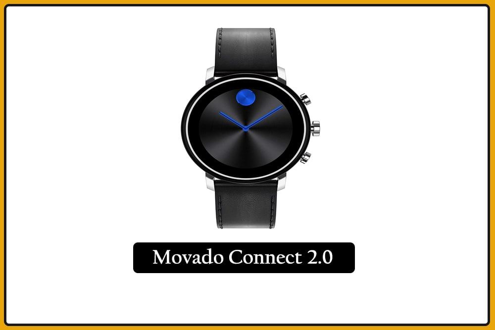 Movado Connect 2.0 (40 mm)