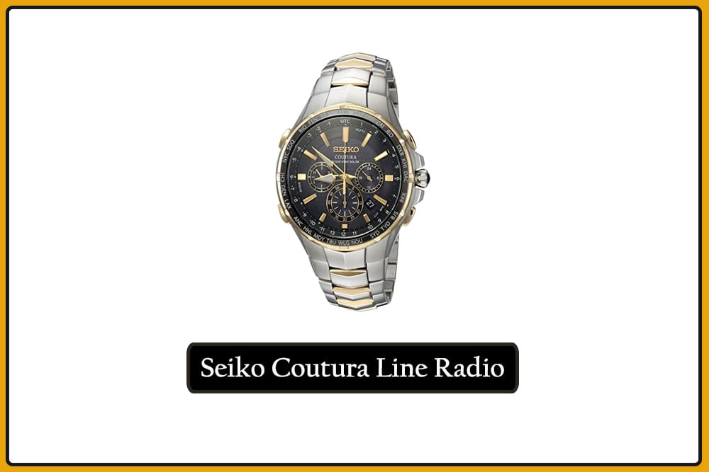 Seiko Coutura Line Radio