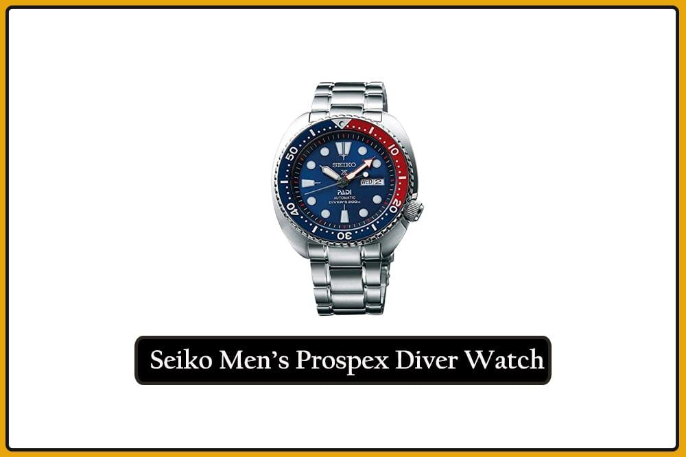 Seiko Men's Prospex Diver Watch