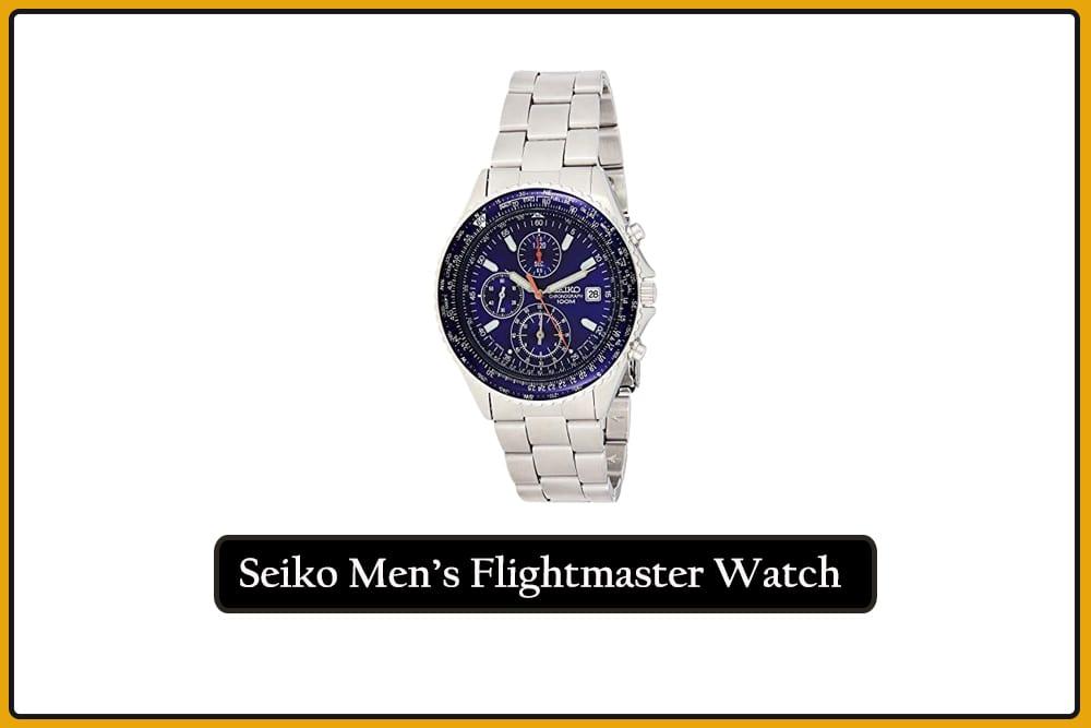 Seiko Men's SND255P1 Flightmaster