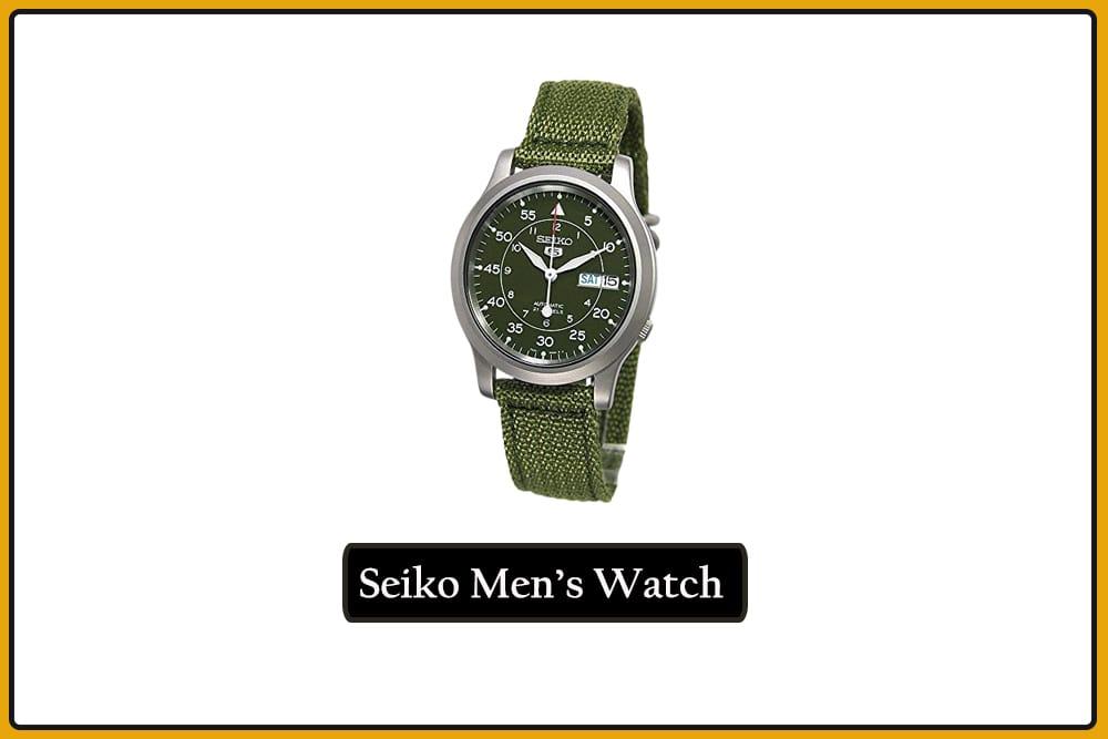 Seiko Men's SNK805