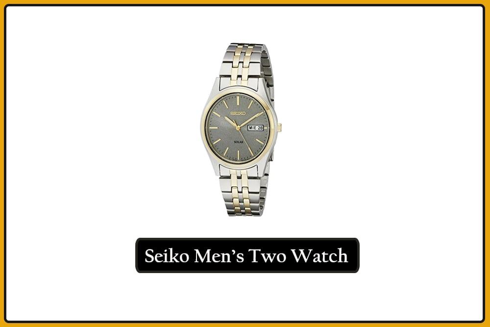 Seiko Men's Two