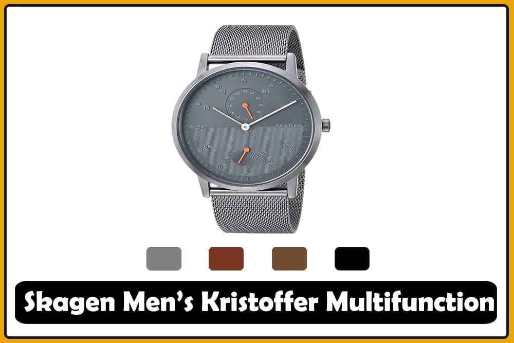 Skagen Men's Kristoffer Multifunction