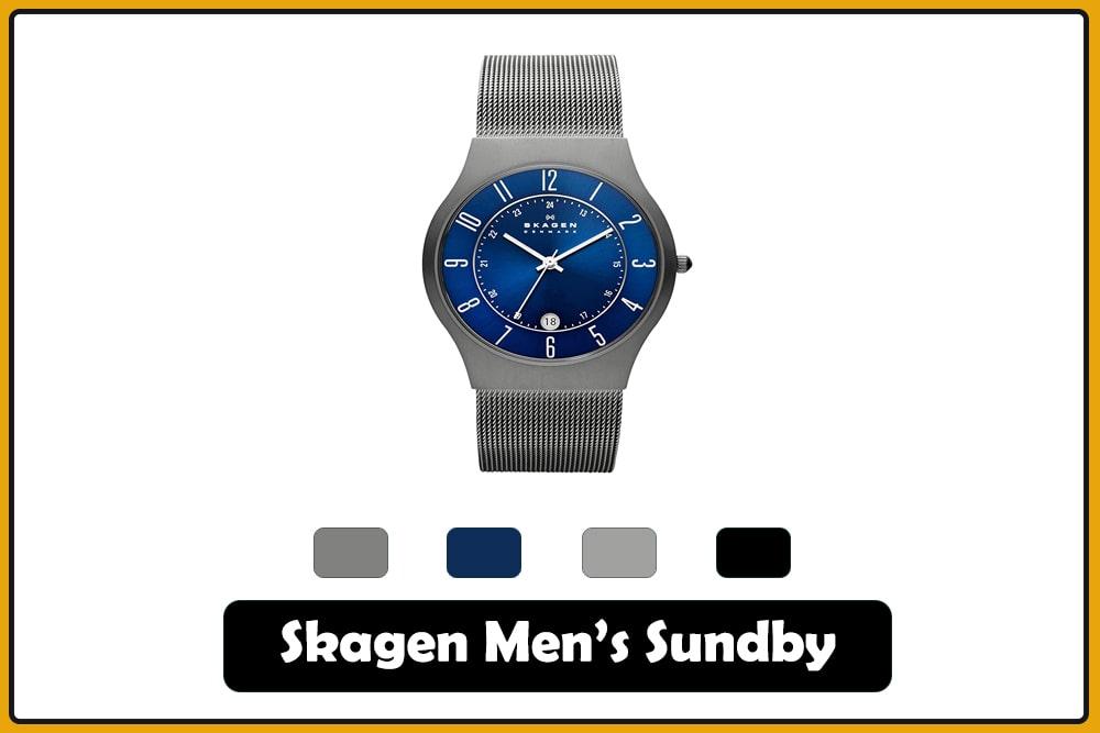 Skagen Men's Sundby