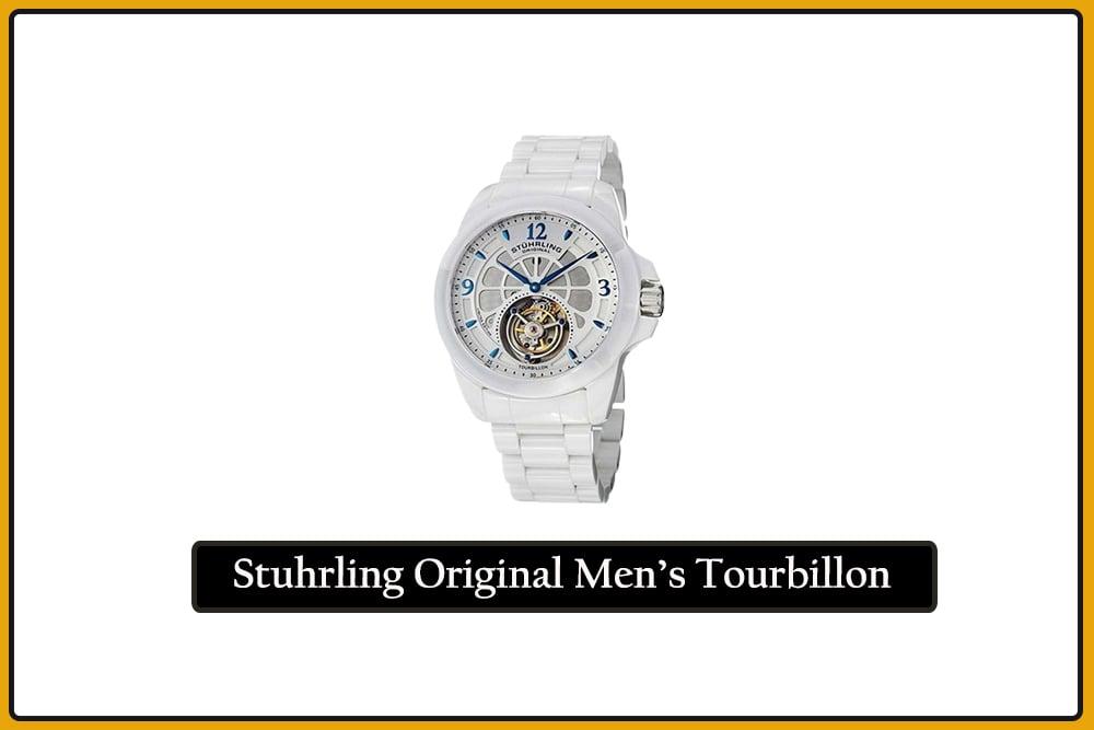 Stuhrling Original Men's Tourbillon