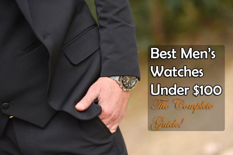 Best men's watches under $100