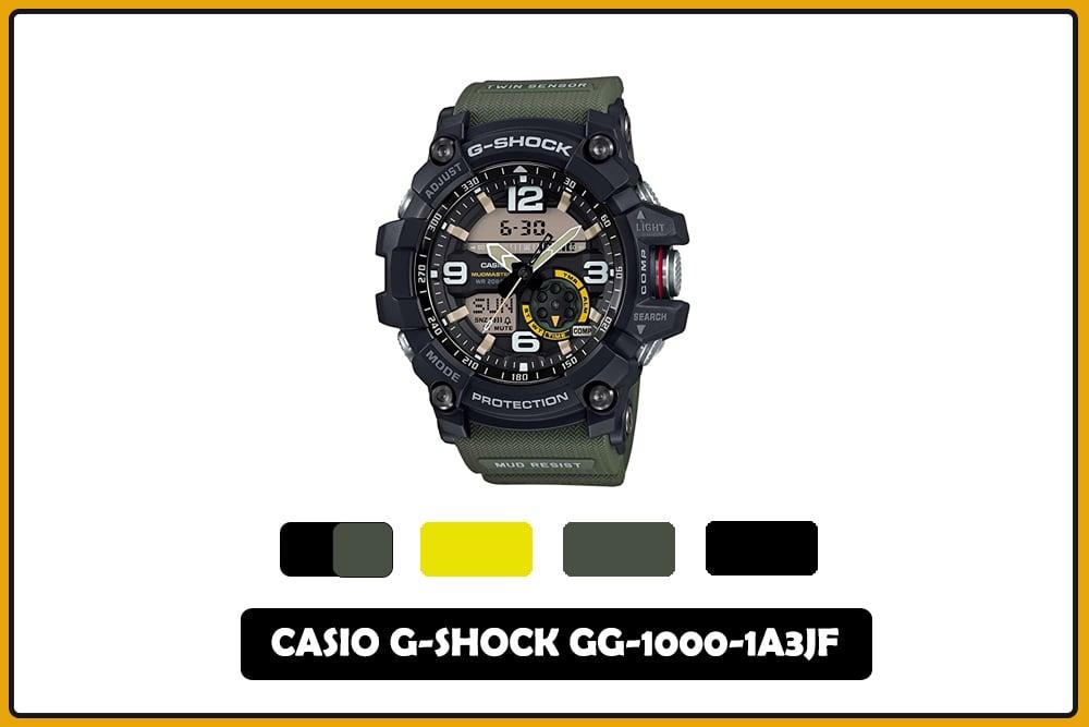 CASIO G-SHOCK GG-1000-1A3JF