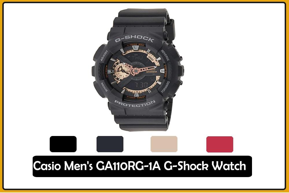 Casio Men's GA110RG-1A G-Shock Watch