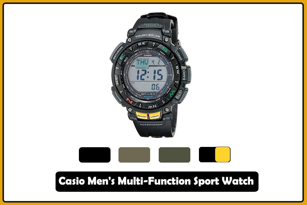 Casio Men's Multi-Function Sport Watch