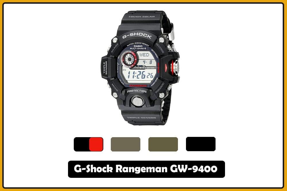 G-Shock Rangeman GW-9400